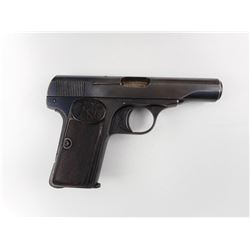 FN BROWNING , MODEL: 1910 , CALIBER: 7.65MM