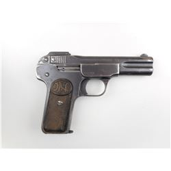 FN BROWNING , MODEL: 1900 , CALIBER: 7.65MM