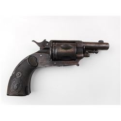 UNKNOWN BELGIAN  , MODEL: REVOLVER  , CALIBER: 380 REVOLVER