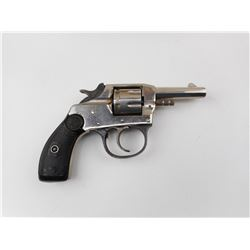 IVER JOHNSON , MODEL: 1900 DOUBLE ACTION , CALIBER: 22 RIM FIRE
