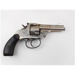 HARRINGTON & RICHARDSON , MODEL: TOP BREAK MODEL 3 VARIATION 10 AUTO EJECT  , CALIBER: 32 S&W