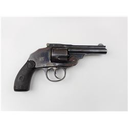 IVER JOHNSON , MODEL: SAFETY HAMMERLESS AUTOMATIC MODEL 2 , CALIBER: 38 S&W
