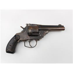 UNKNOWN  , MODEL: COPY OF SMITH & WESSON TOP BREAK  , CALIBER: 38 S&W