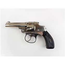 SMITH & WESSON  , MODEL: TOP BREAK 32 NO 1 1/2 SAFETY HAMMERLESS MODEL 1 , CALIBER: 32 S&W