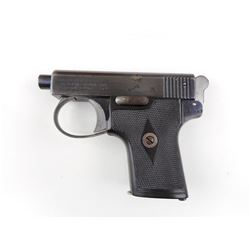 WEBLEY & SCOTT  , MODEL: 1912 , CALIBER: 6.35MM
