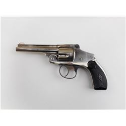 SMITH & WESSON  , MODEL: TOP BREAK 38 NO 2 SAFETY HAMMERLESS MODEL 4 , CALIBER: 38 S&W