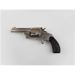 SMITH & WESSON  , MODEL: TOP BREAK 38 NO 2 SINGLE ACTION MODEL 2 , CALIBER: 38 S&W