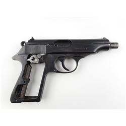 WALTHER  , MODEL: PP  , CALIBER: 380 ACP