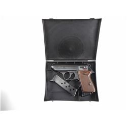 WALTHER,  MODEL: PPK,  CALIBER: 7.65MM