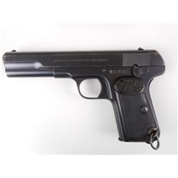 FN BROWNING ,  MODEL: 1903 M07,  CALIBER: 9MM BROWNING LONG