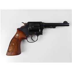 SMITH & WESSON ,  MODEL: HAND EJECTOR MILITARY & POLICE ,  CALIBER: 38 S&W