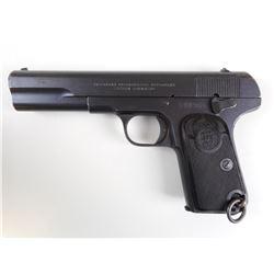 FN BROWNING ,  MODEL: 1903/M07,  CALIBER: 9MM BROWNING LONG