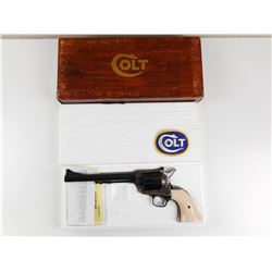 COLT,  MODEL: NEW FRONTEIR SINGLE ACTION ARMY ,  CALIBER: 45 COLT