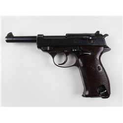 WWII ERA GERMAN, WALTHER,  MODEL: P38,  CALIBER: 9MM LUGER