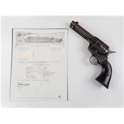 COLT,  MODEL: FRONTIER SIX SHOOTER ,  CALIBER: 44-40 WIN