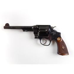SMITH & WESSON ,  MODEL: MARK II HAND EJECTOR 2ND MODEL ,  CALIBER: 455 REV