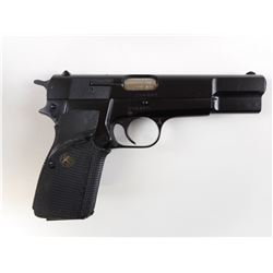 BROWNING ,  MODEL: HIGH POWER,  CALIBER: 9MM LUGER