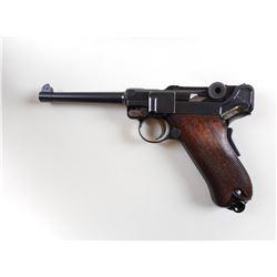 LUGER ,  MODEL: 1906 AMERICAN EAGLE,  CALIBER: 7.65 LUGER