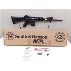 SMITH & WESSON ,  MODEL: M&P 15-22 ,  CALIBER: 22 LR