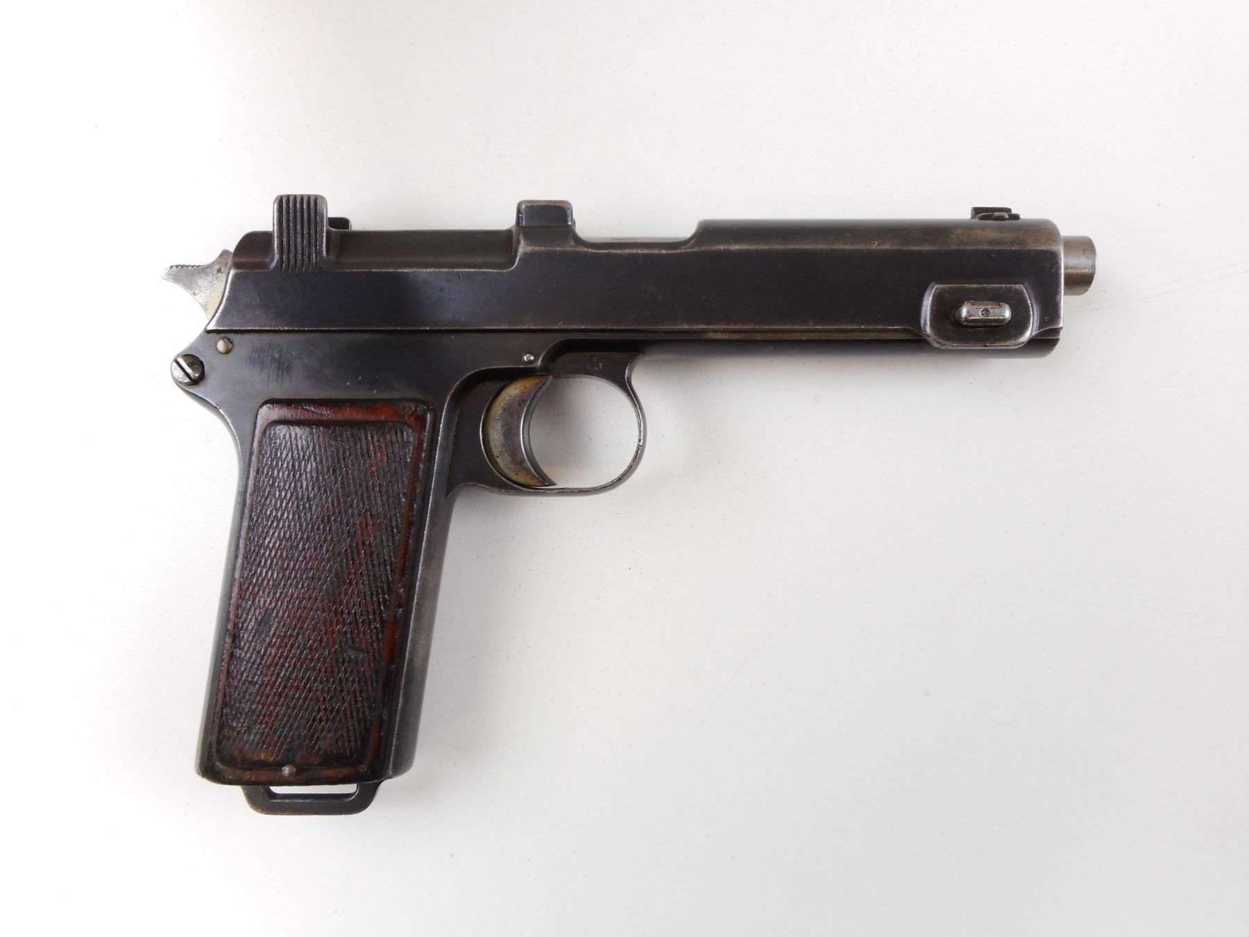 STEYR, MODEL: 1912, CALIBER: 9MM STEYR