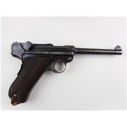 LUGER ,  MODEL: 1900 AMERICAN EAGLE,  CALIBER: 7.65MM