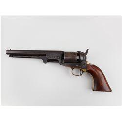 COLT,  MODEL: 1851 NAVY,  CALIBER: 36 CAL PERC