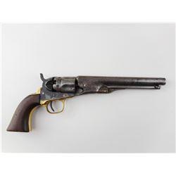 COLT,  MODEL: 1862 POLICE MODEL,  CALIBER: 36 CAL PERC