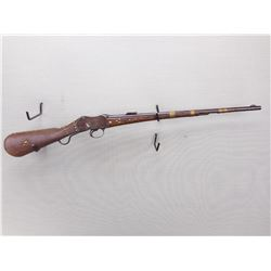 MARTINI HENRY ,  MODEL: SINGLE SHOT RIFLE ,  CALIBER: 577-450