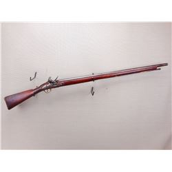 COPY OF BROWN BESS,  MODEL: FLINT LOCK ,  CALIBER: 79CAL