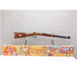 WINCHESTER,  MODEL: 94 LITTLE BIG HORN,  CALIBER: 44 WCF