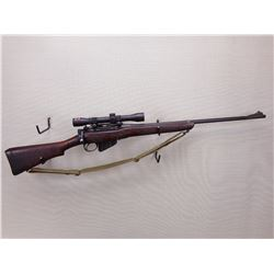 WWII ERA, LEE ENFIELD,  MODEL: NO 4 MKI/II SPORTER ,  CALIBER: 303 BR