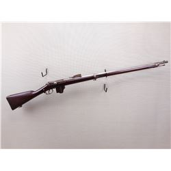 BEAUMONT-VITALI,  MODEL: 1871/88 INFANTRY RIFLE ,  CALIBER: 11 X 52R DUTCH BEAUMONT
