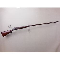 SAXTON ,  MODEL: SINGLE SHOT ,  CALIBER: 10GA X 2 7/8""