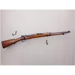 MAUSER,  MODEL: 1916  SPANISH SHORT RIFLE ,  CALIBER: 7.62 NATO