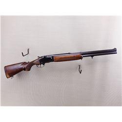 "BRNO,  MODEL: COMBINATION GUN ,  CALIBER: 22 SAVAGE HP/12GA X 2 3/4"""