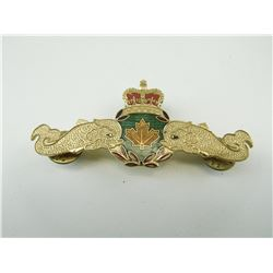 CANADIAN SUBMARINER'S BADGE