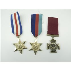 ASSORTED REPRODUCTION MEDALS
