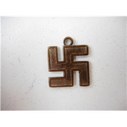 ENGLISH SWASTIKA -GOOD LUCK CHARM
