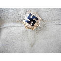 WWII GERMAN R.L.B. LAPEL PIN