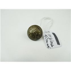 WWI C.E.F. 72 HIGHLANDERS BRASS BUTTON
