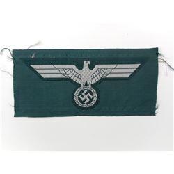 WWII GERMAN ARMY B.E.V.O. M 36 TUNIC BREAST EAGLE