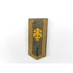 GERMAN NCO MARINE COASTAL ARTILLERY SHOULDER STRAP