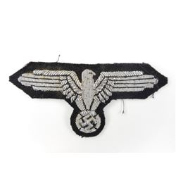 WWII GERMAN WAFFEN SS OFFICER'S INSIGNIA