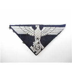 WWII GERMAN TENO ARM EAGLE INSIGNIA