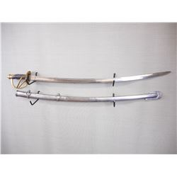 E.F. HOSTER SOLINGEN DISPLAY/ REPRODUCTION SWORD WITH SCABBARD