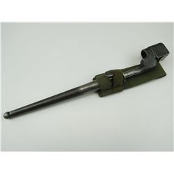 LEE ENFIELD SPIKE BAYONET WITH SCABBARD