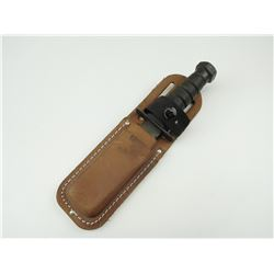 JAPANESE PILOT FIGHTING TYPE KNIFE WITH SHEATH