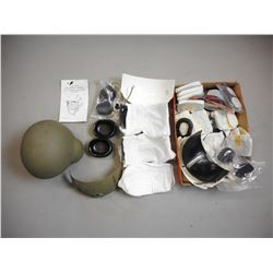 AIRFORCE FLIGHT HELMET PARTS