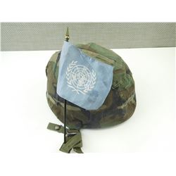 CANADIAN ARMY FORCES M1 HELMET
