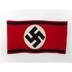 WWII GERMAN ALLGEMEINE SS ARM BAND